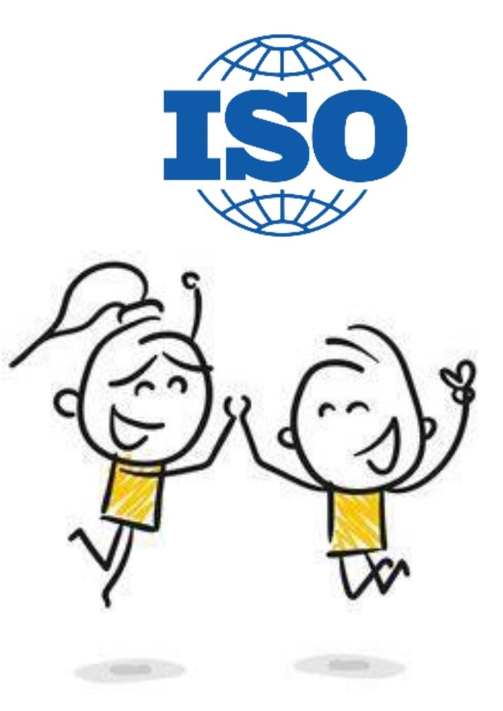 ISO Audit 9001:2015 im Januar 2021